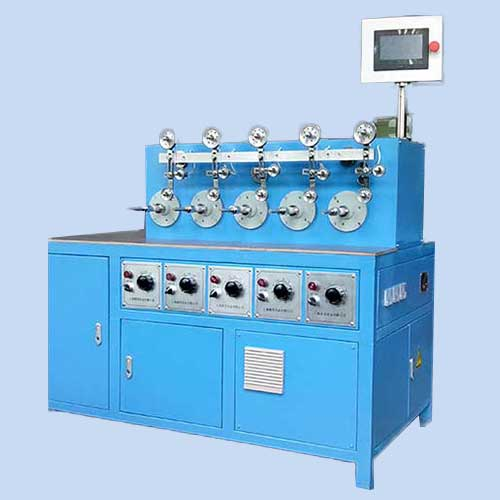 合金丝、贵金属丝拉拔及热处理设备--JSAM-15-10型