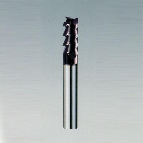 硬质合金三刃立铣刀
