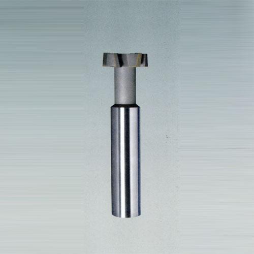 镶硬质合金T型槽铣刀