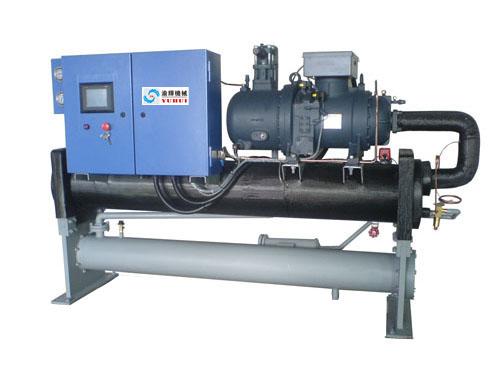 水冷開放式冷水機