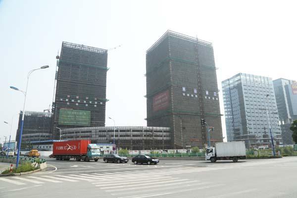 国泰金融广场
