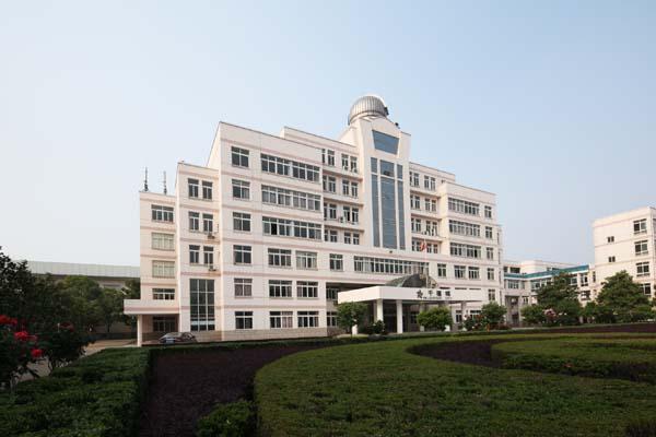 张家港高级中学行政科教楼
