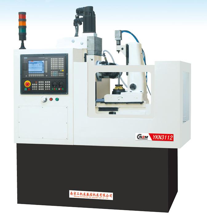 YKN3112型數控滾齒機