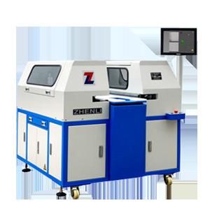 WB-1000全自動版心定位打孔彎版機