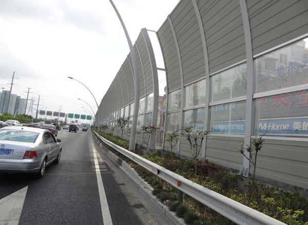 上海中环线声屏障工程