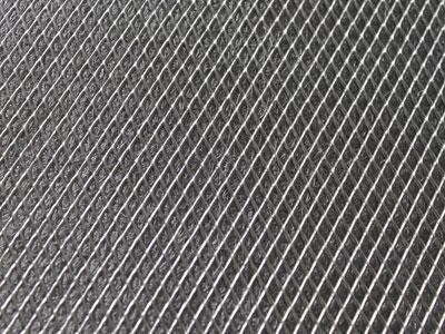 Aluminum fiber acoustic board