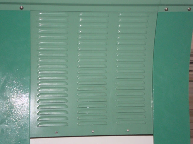 Blinds sound absorption panel