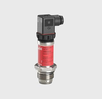 MBS 4510 带平膜片并且零点和量程可调的压力变送器