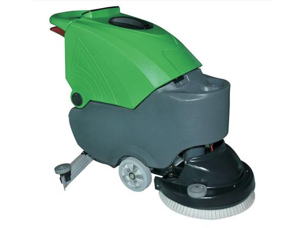 洗地机主刷电机应用领域