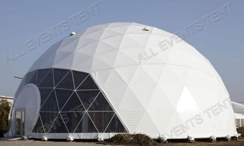 2013北京20米直径球形篷房,服务各种时尚活动