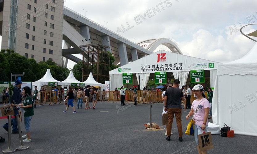 音乐节篷房租赁,上海尖顶帐篷出租