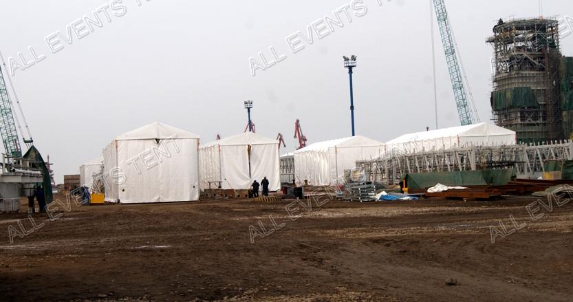 仓库篷房租赁,可伸缩篷房,专利技术