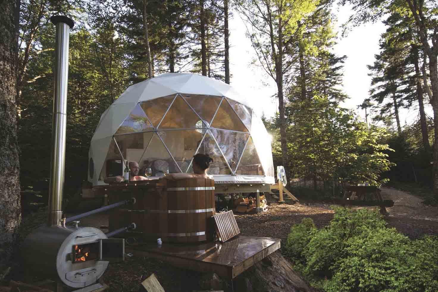 球形篷房酒店
