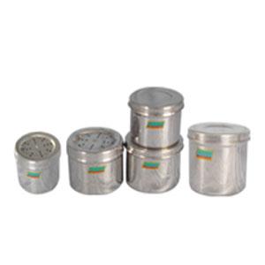 DX-31至DX-32B不銹鋼藥膏罐
