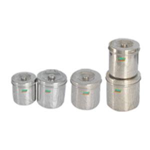 DX-37至DX-40不銹鋼紗布罐