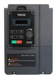 东元E510变频器