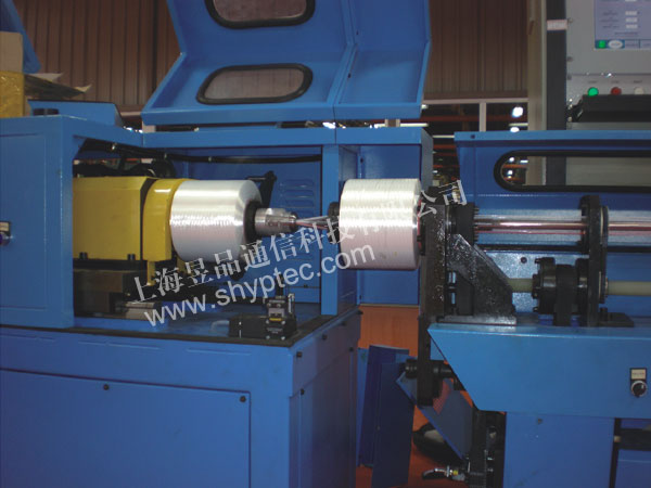 SZ stranding line for optical fiber loose tube