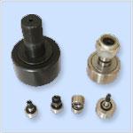 螺栓型滚针或圆柱滚子滚轮轴承