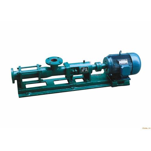 G型螺杆泵厂家