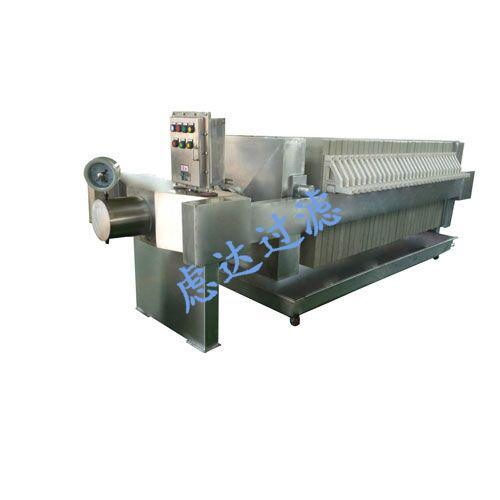 铸铁板框箱式压滤机