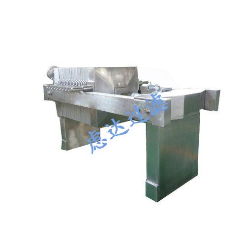 不锈钢板框压滤机