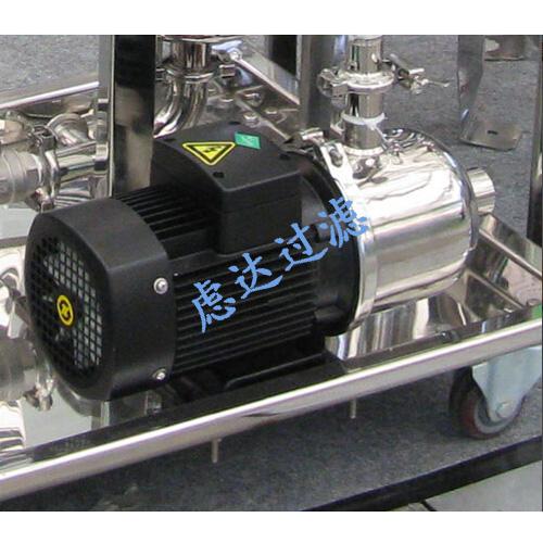不锈钢轻型离心泵