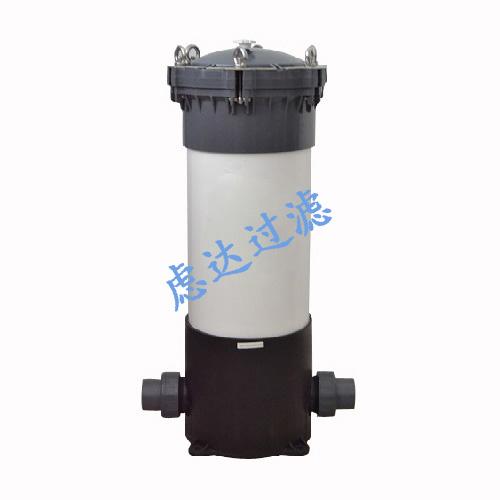 8/9芯系列UPVC塑胶精密过滤器