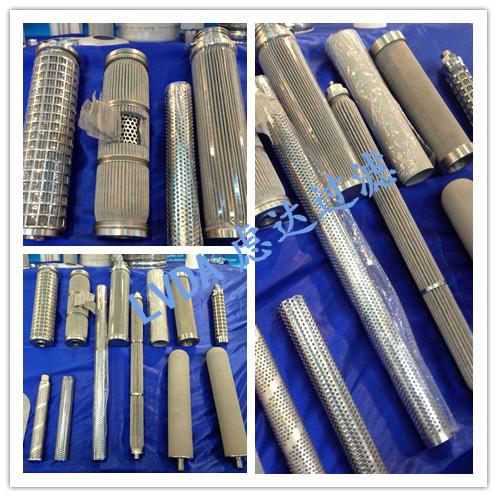 304/316L不锈钢烧结网滤芯