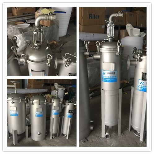 不锈钢油水分离过滤器