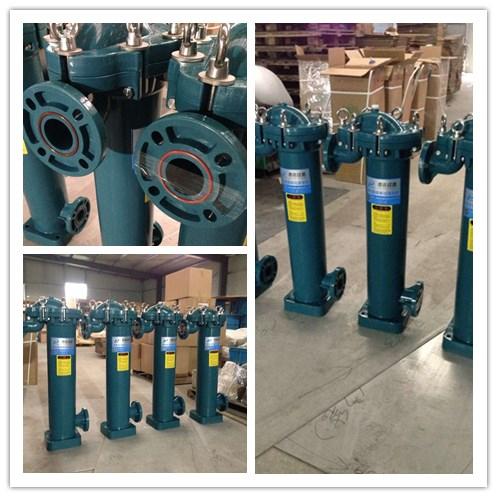 PVDF塑胶袋式过滤器