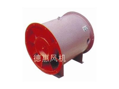 XYHL-A消防高温排烟两用轴流风机