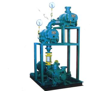 JZJPS型罗茨-水环泵真空机