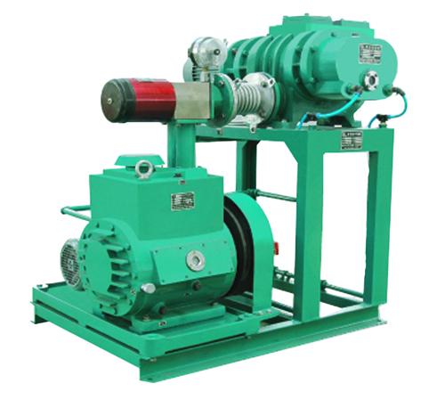 JZJPX型羅茨-旋片泵真空機組
