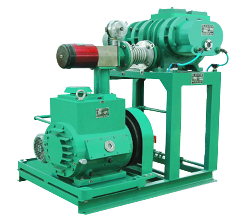 JZJPX型罗茨-旋片泵真空机组