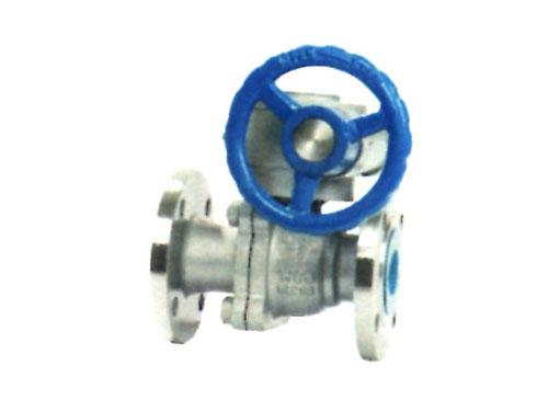 零外漏強磁扭力渦輪球閥Q(QC)34F