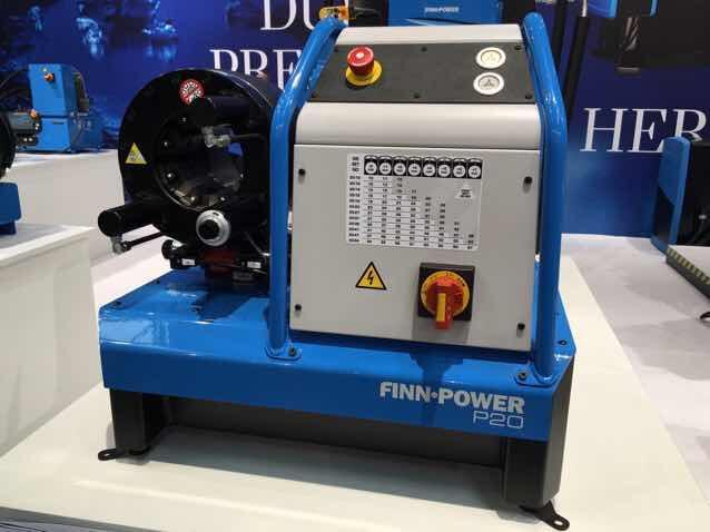 FINN POWER维修型扣压机P20 P32 P51- 上海忠兰流体控制设备有限公司