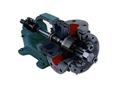 INTERNAL GEAR PUMPS G-SERIES