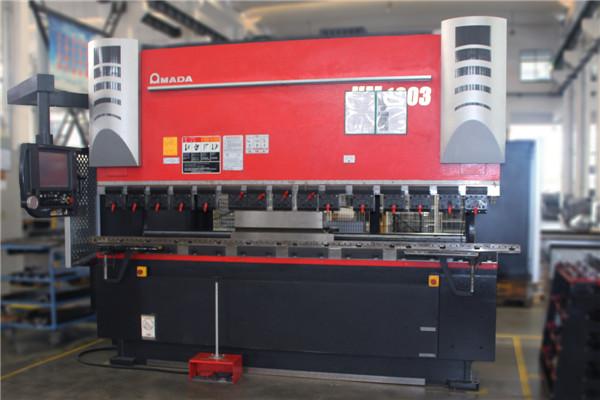 AMADA-HM1003数控折弯机