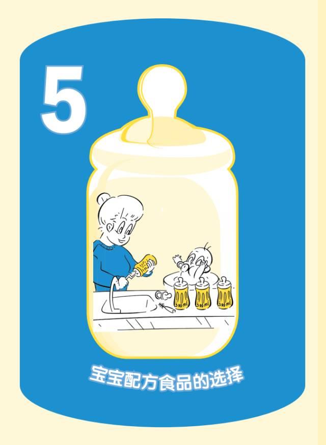 """生活小""""餐""""考——奶滋奶味 婴幼儿篇5"""