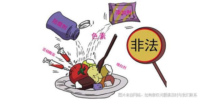 """食品添加剂和非法添加物有本质区别 请""""区别对待""""!"""