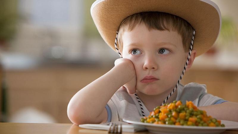 饮食健康的孩子更快乐