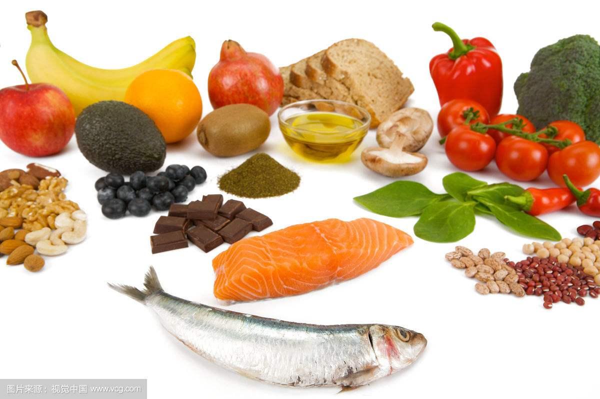 美国公布10种最健康食物,比补啥都好