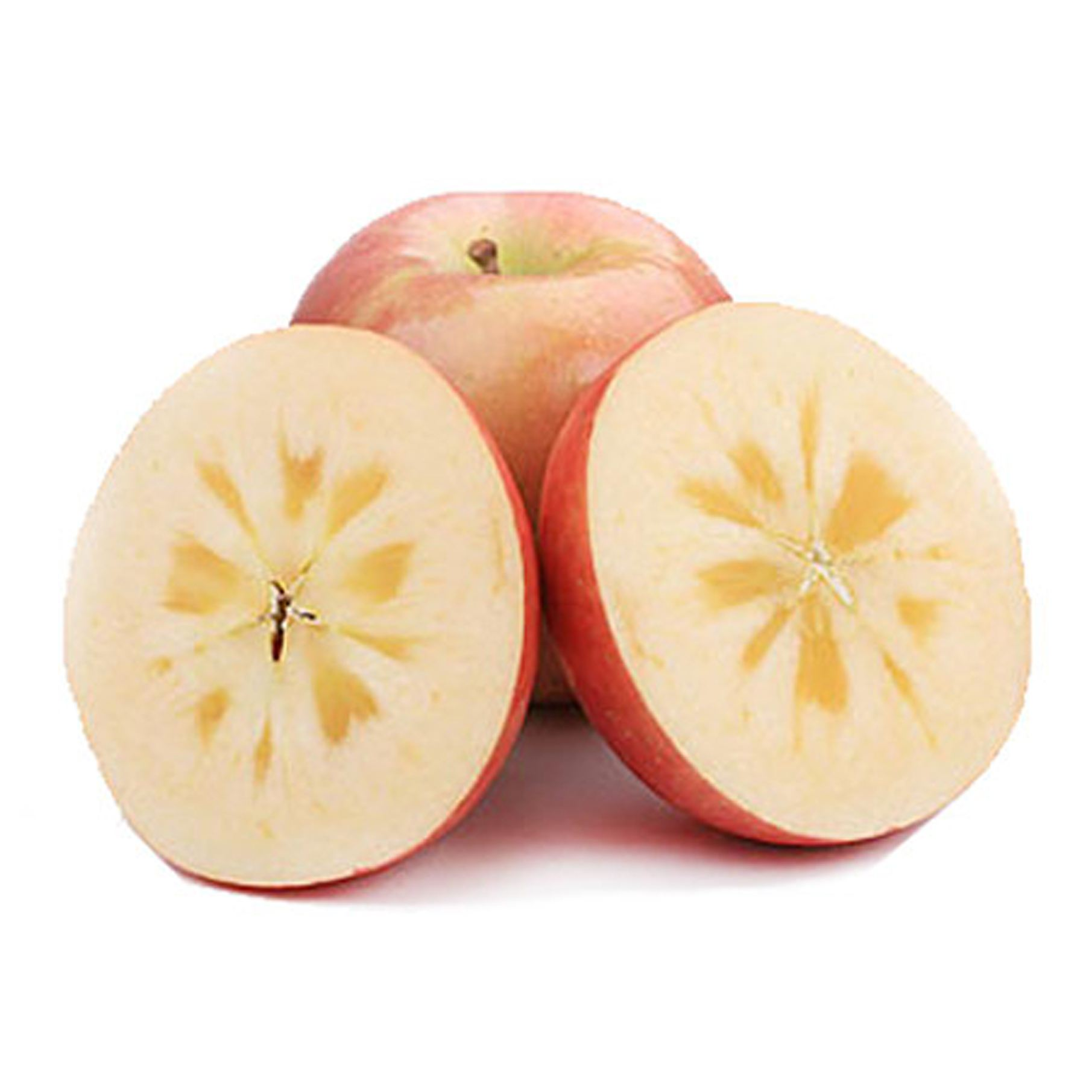 """苹果""""糖心""""是怎样形成的?"""