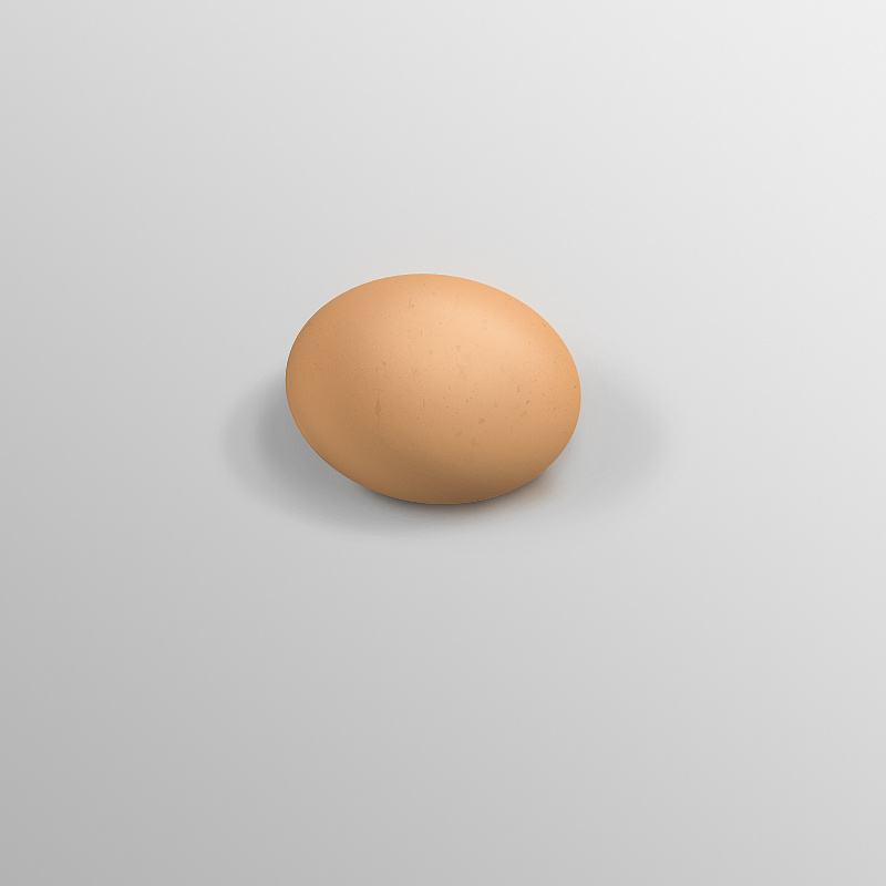 表面光滑蛋可能是陈蛋