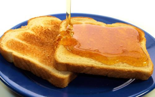 危险的早餐:土司对健康有害