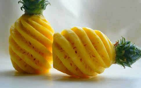 吃菠萝要谨防过敏