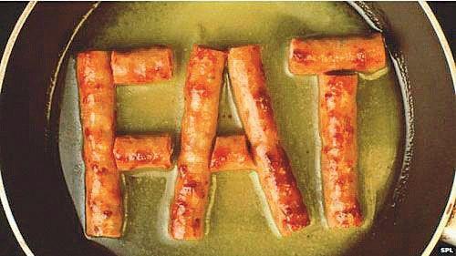 为何减肥这么难?研究称人类偏爱脂肪碳水组合食物