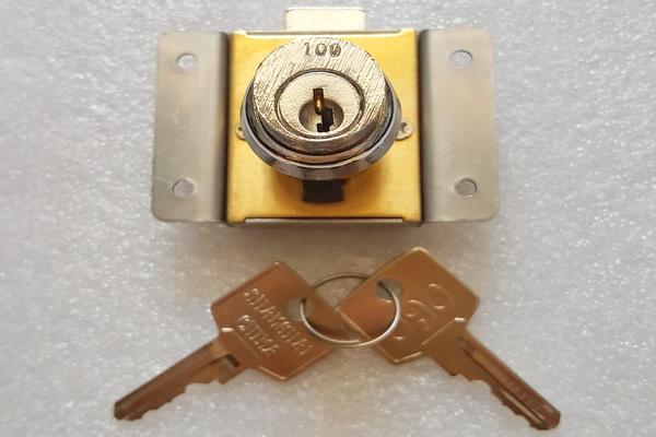 OHS-5170 5175 PH4226不锈钢匙按钮式船用军舰锁,舰艇游艇抽屉锁,房车锁,橱柜家具锁RV LOCK(编号10065)