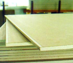 金屬面石膏夾芯板