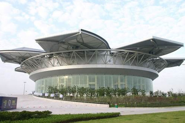Tennis Center of Shanghai Shizhong Forest Sports City